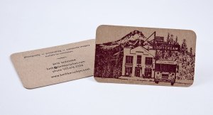 Beth Kerschen Art Business Cards